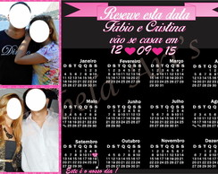 Im� Save the Date 20 X 14,40 cm