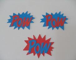 Tag Homem Aranha - Pow