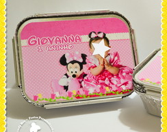 Marmita personalizada Minnie