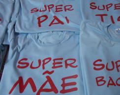 Camisa personalizada para festa infantil