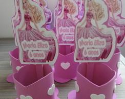 Enfeites de Mesa Barbie