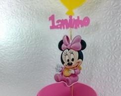 Centro de mesa Minnie Baby