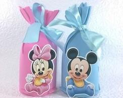 sacolinha surpresa Minnie ou Mickey