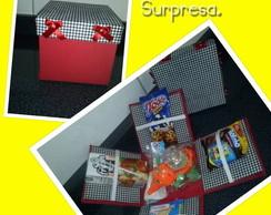 Caixa Surpresa infantil