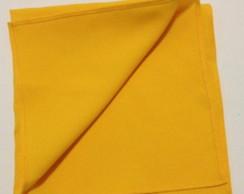 Guardanapo Amarelo Oxford - 48x48cm