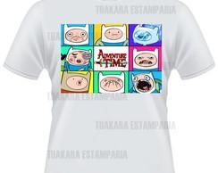Camiseta Hora de Aventura 3