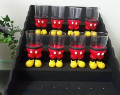 Copinho de brigadeiro Mickey e Minnie