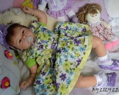 Beb� Joice Adotada