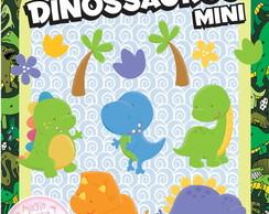 Dinossauros Mini - Artes Digitais