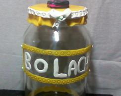 VIDROS DE BOLACHAS