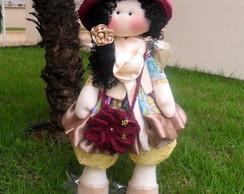Boneca Gracinha - Frete Gr�tis