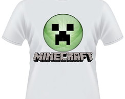 Camiseta Minecraft 1