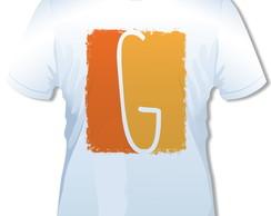 Camiseta Letra G