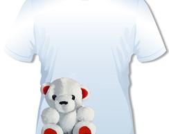 Camiseta Ursinho Ted