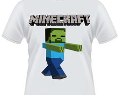 Camiseta Minecraft 3
