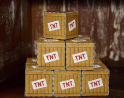 Caixinha TNT Angry Birds
