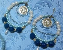 Brinco Argola Gypsy - Coins & Chains