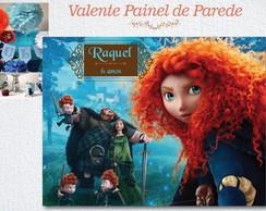 Painel de Parede IMPRESSO Valente