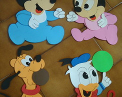 painel mickey baby