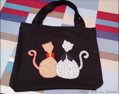 Ecobag Gatos