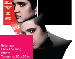 Almofada Elvis The King