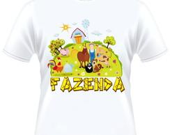Camiseta Fazendinha