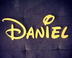 Nomes de Parede - Letra Disney