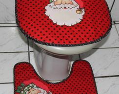 Kit Banheiro de Natal