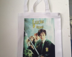 Eco bag personalizada harry potter
