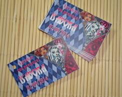 Tags Lembrancinhas Monster High