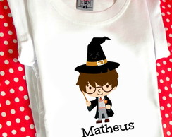 camiseta personalizada harry potter