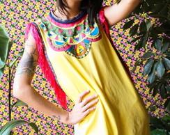 vestido handmade | folk