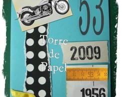 Convite Motocicleta