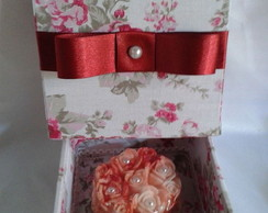 Kit sabonete mini rosa