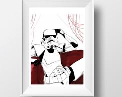 Poster Start Wars Stormtrooper Sexy
