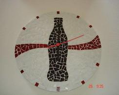 Rel�gio de mosaico