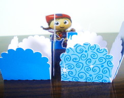 Forminha Personalizada - Super Why