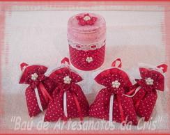 Kit Po� Vermelho