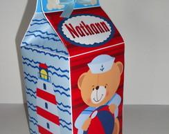 Caixa Milk Ursinho Marinheiro
