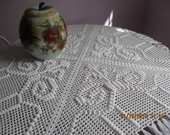 Toalha de mesa de croch�