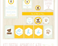 Kit digital Ch� de B�be