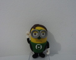 Minion Lanterna Verde