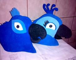 chap�u Blue e Jade