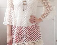 Vestido Gipsy Renda