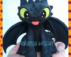 dragao furia da noite de biscuit