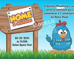 Conv digital Galinha Pintadinha-ref 0320