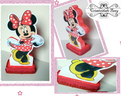 Display de Mesa Isopor Minnie - Replica