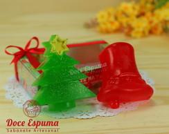 Kit �rvore e Sino de Natal