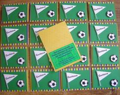 Convite: Futebol