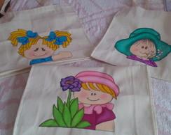 Ecobags Pintadas � m�o